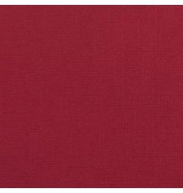 Vaessen Creative Vaessen Creative Florence • Cardstock texture 30,5x30,5cm Ruby
