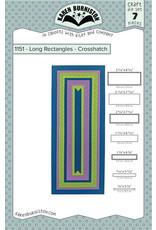 Karen Burniston Karen BurnistonLong rectangles Crosshatch 1151