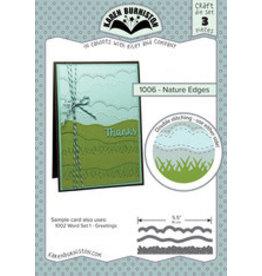 Karen Burniston Karen Burniston Nature Edges set 1006