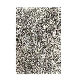Sizzix Sizzix 3-D Texture Fades  Embossing Folder - Engraved 664249 Tim Holtz