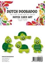 Dutch Doobadoo Dutch Doobadoo Card Art Build Up Schildpad A5 470.713.828