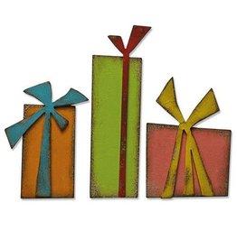 Sizzix Sizzix Bigz Die - Gift Wrap 664973 Tim Holtz