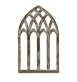 Sizzix Sizzix Bigz Die - Cathedral Window 664974 Tim Holtz