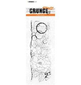 Studio Light Studio Light Clear Stamp Grunge Collection nr.495 STAMPSL495 74x210mm