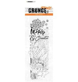 Studio Light Studio Light Clear Stamp Grunge Collection nr.496 STAMPSL496 74x210mm