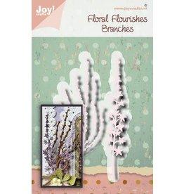 Joy Craft Joy! Crafts Stansmal - Noor - Floral Flourishes - Branches 6002/1565 101x57,5mm