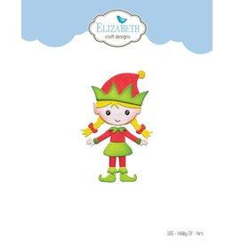 Elizabeth Craft Designs Elizabeth Craft Designs Holiday Elf - Hers 1826