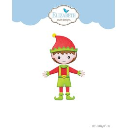 Elizabeth Craft Designs Elizabeth Craft Designs Holiday Elf - His 1827