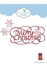 Elizabeth Craft Designs Elizabeth Craft Designs   Merry Christmas 4 1819