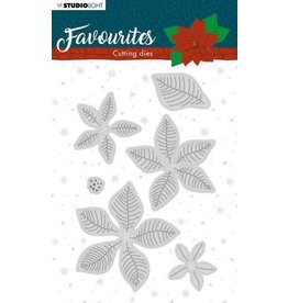Studio Light Studio Light Embossing Die Cut Stencil Winter's Favourites nr.331 STENCILSL331