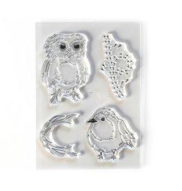 Elizabeth Craft Designs Elizabeth Craft Designs Artjournal  Bird Song CS210
