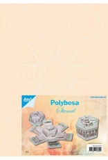 Joy Craft Joy! Crafts Polybesa stencil Explosiedoosjes 6005/0010 A4