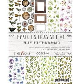 Craft O'Clock Craft O'Clock basis extra set #1