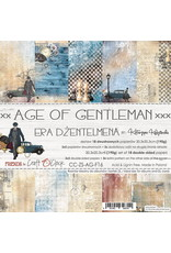 Craft O'Clock Craft O'Clock  Age of Gentleman 20.3 x 20.3 cm