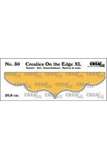 Crealies Crealies On the edge XL Die stans no 30 CLOTEXL30 20,8cm