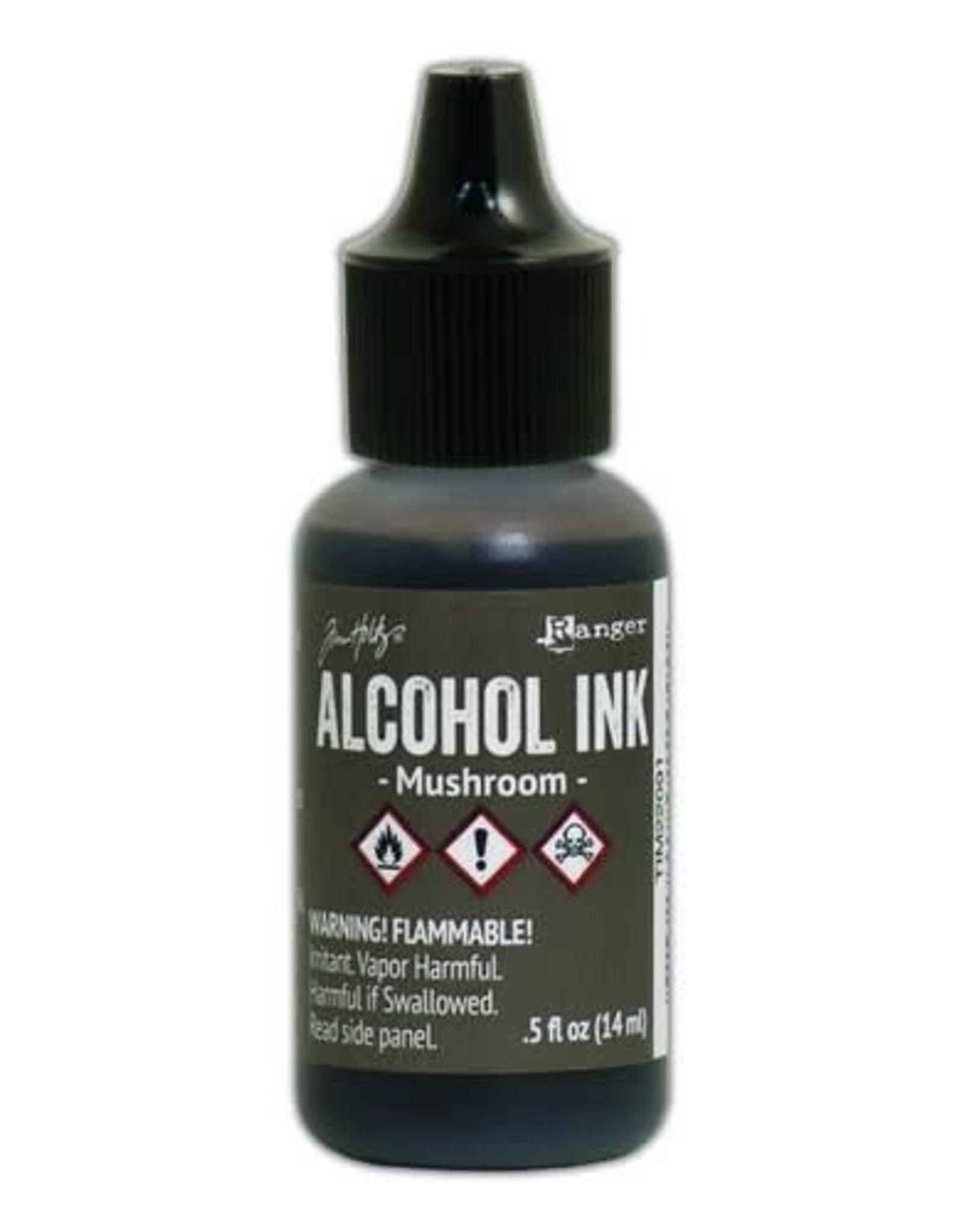Ranger Ranger Alcohol Ink 15 ml - mushroom TIM22091 Tim Holz