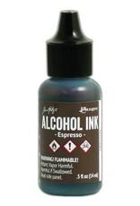 Ranger Ranger Alcohol Ink 15 ml - espresso TIM22039 Tim Holz