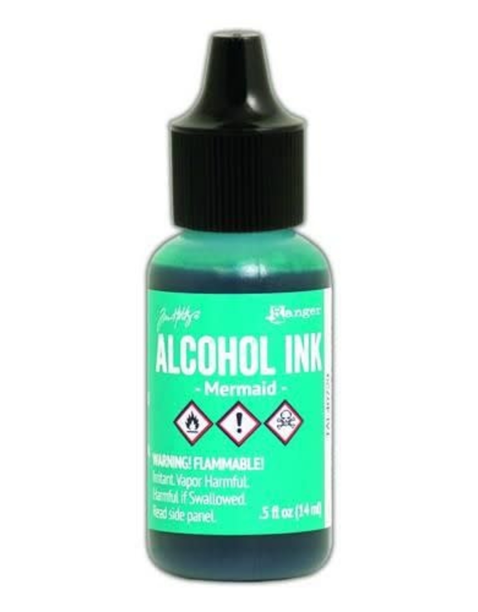Ranger Ranger Alcohol Ink 15 ml - mermaid TAL40729 Tim Holz