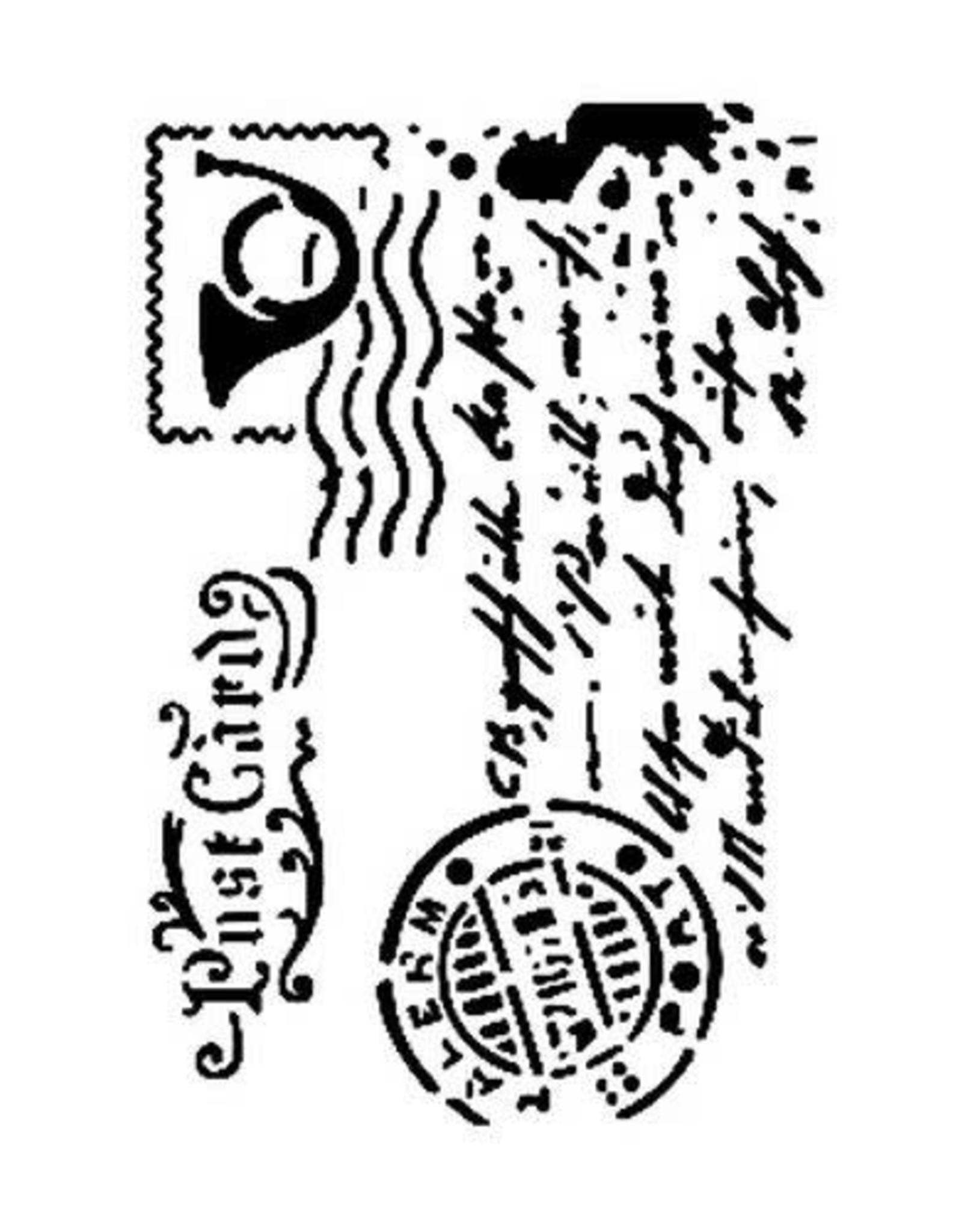 Cadence Cadence Mask Stencil AS - postkaart 03 014 0472 21X29cm