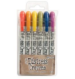 Ranger Ranger Distress Crayons set 2 TDBK47919