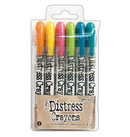 Ranger Ranger Distress Crayons set  1 TDBK47902