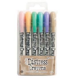 Ranger Ranger Distress Crayons set  8 TDBK51787