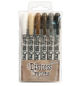 Ranger Ranger Distress Crayons set  3 TDBK47926