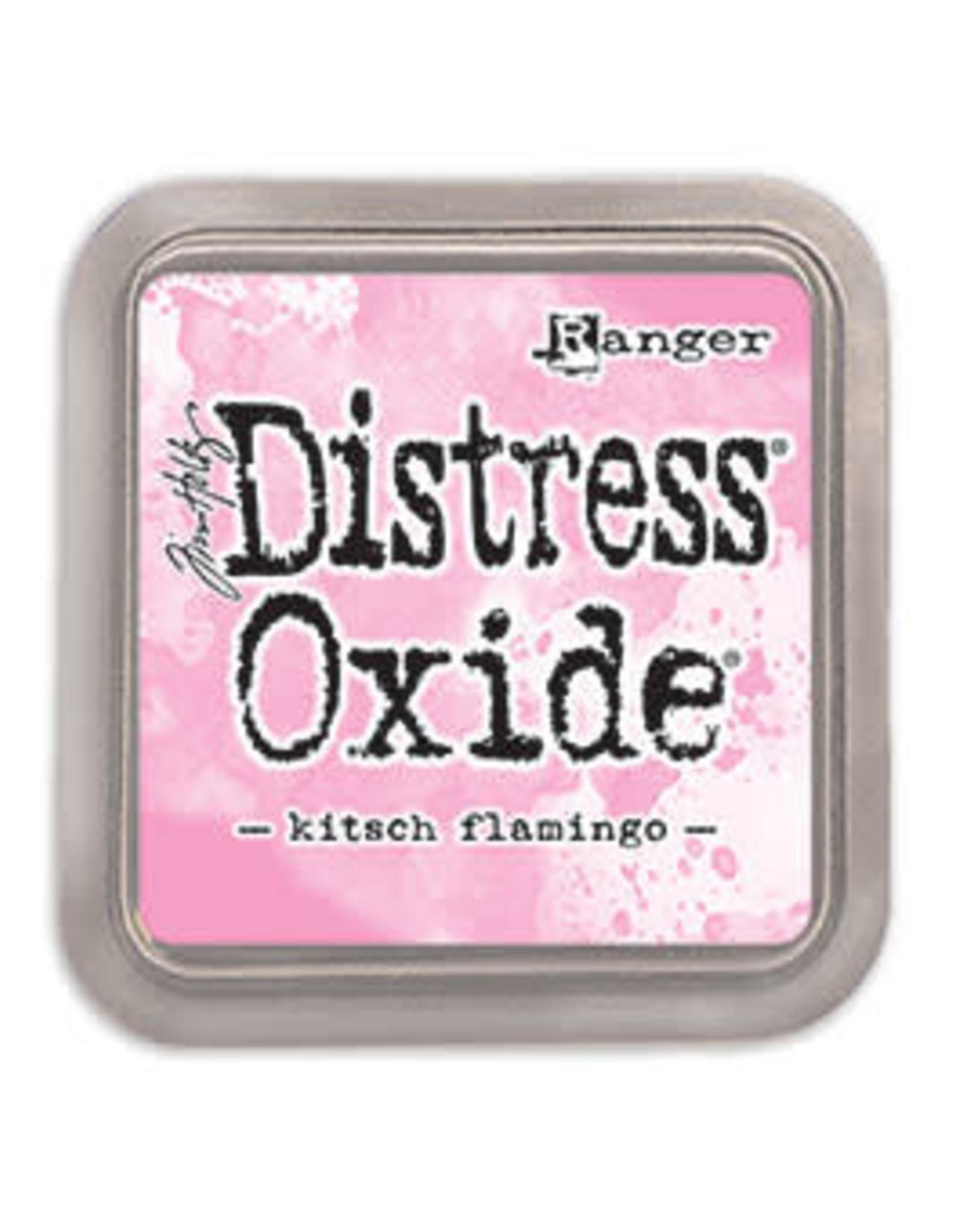 Ranger Ranger Distress Oxide inkt Kitsch Flamingo