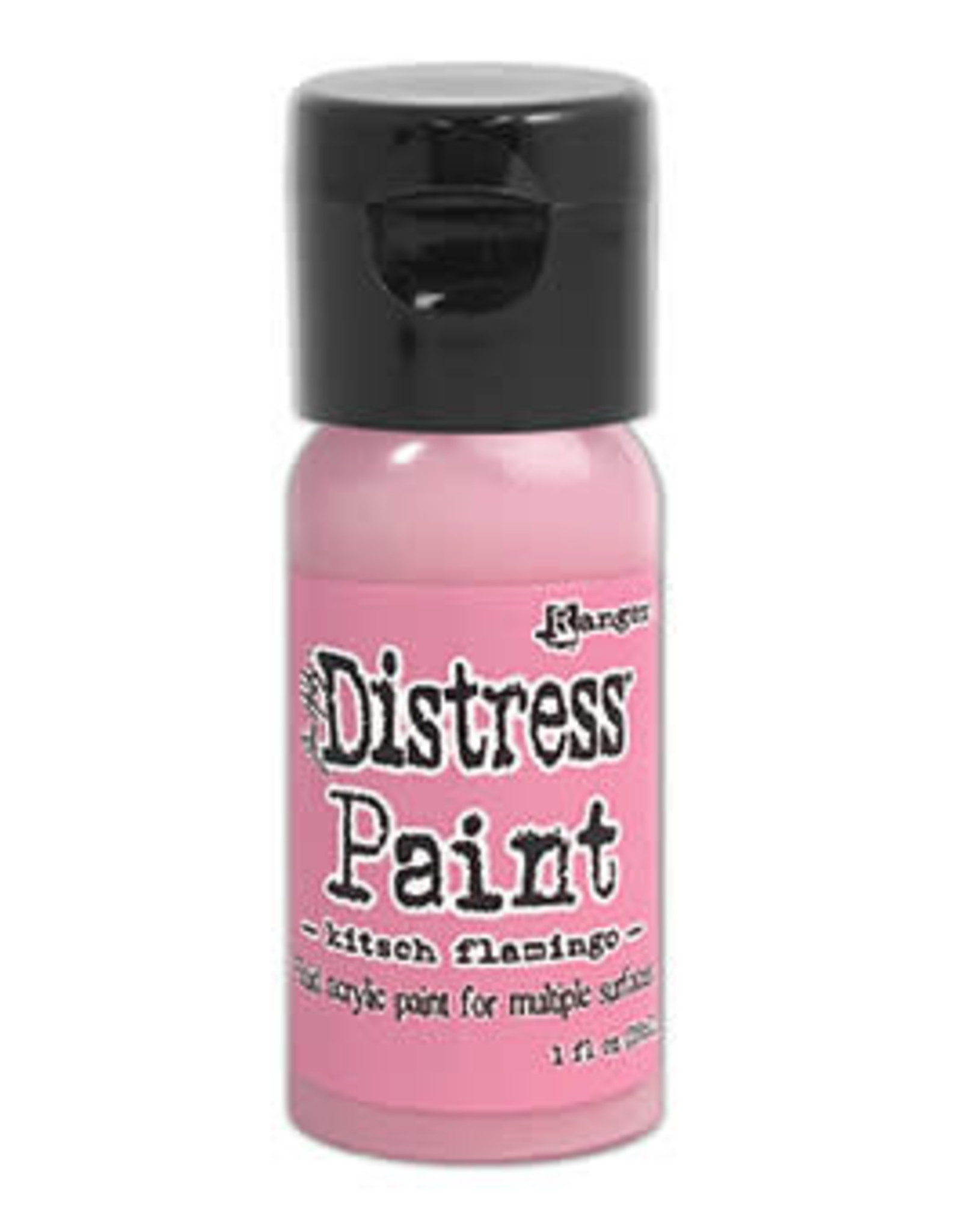 Ranger Ranger Distress paint flip cap bottle  Kitsch Flamingo