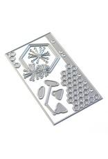 Elizabeth Craft Designs Elizabeth Craft Designs Sidekick Essentials 13 - Hexagon Insert 1835