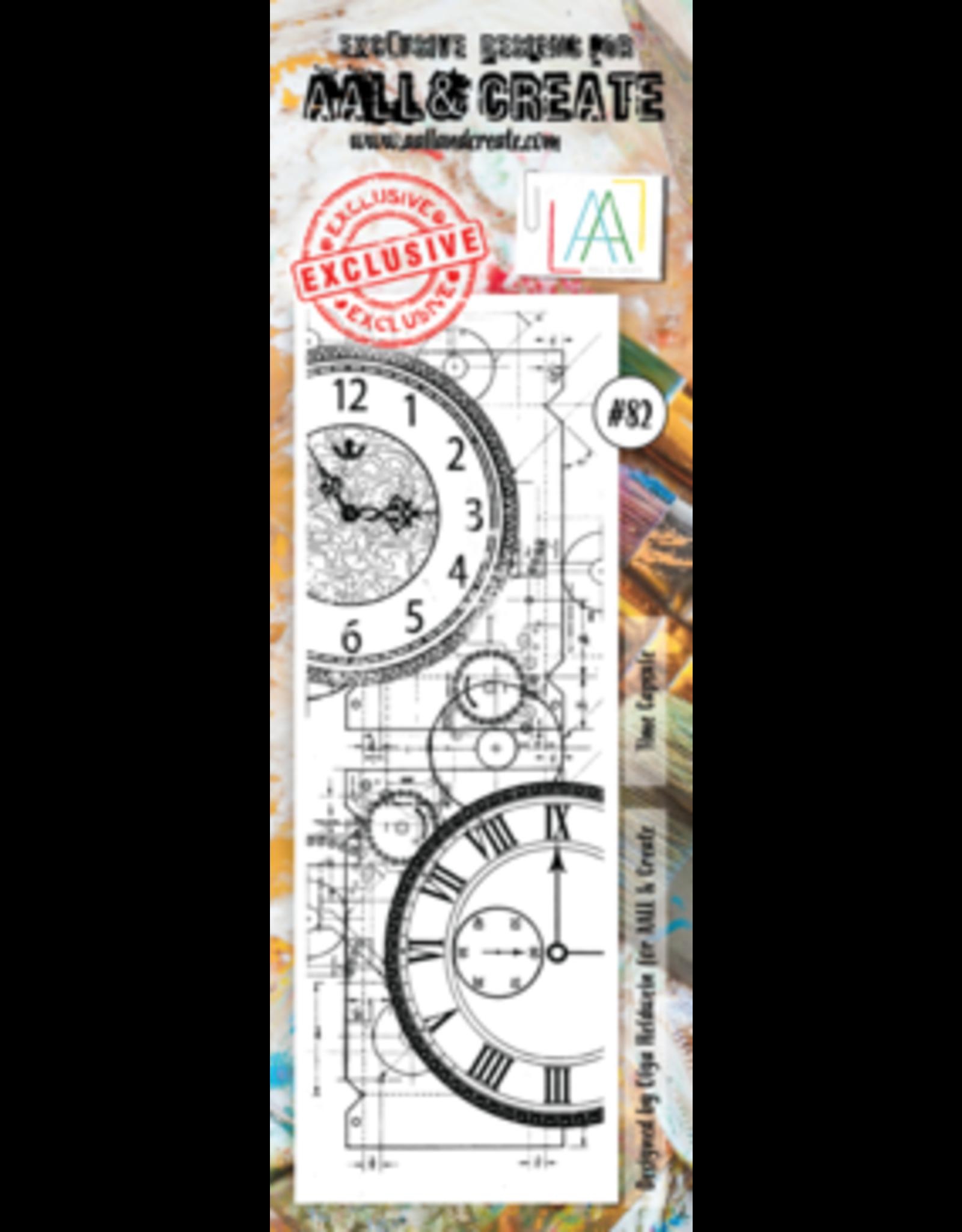 Aall& Create Aall & Create Border stamps #82