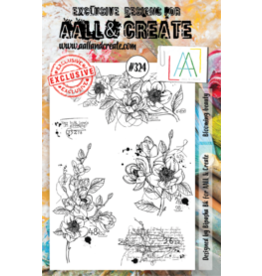 Aall& Create Aall & Create A5 stamps #324