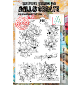 Aall& Create Aall & Create A5 stamps #441