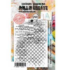 Aall& Create Aall & Create A7 stamps #307