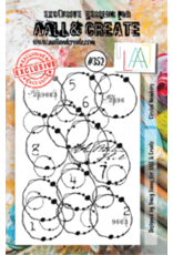 Aall& Create Aall & Create A7 stamps #352
