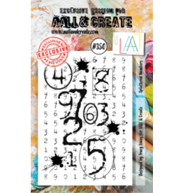 Aall& Create Aall & Create A7 stamps #350