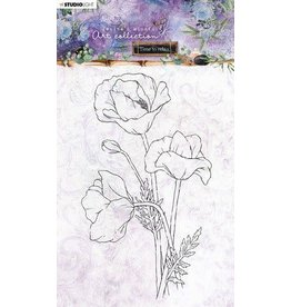 Studio Light Studio Light Clear Stamp Time to Relax 2.0 nr.23 STAMPJMA23 A5