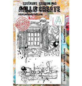 Aall& Create Aall & Create A5 stamps #268