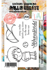 Aall& Create Aall & Create  A7 stamps #314