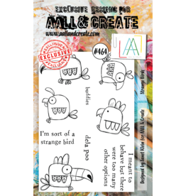 Aall& Create Aall & Create  A6  stamps #464
