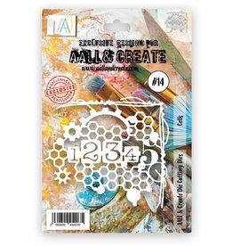 Aall& Create Aall & Create  die cutting dieset #14