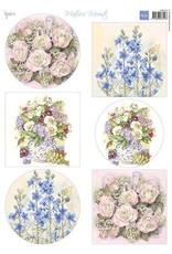 Marianne Design Marianne D Decoupage Mattie's Mooiste - Veldbloemen MB0191 A4