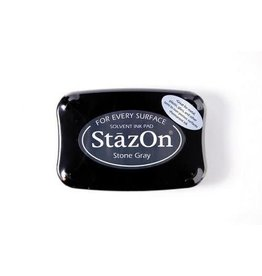 Stazon Stazon inktkussen Stone Gray SZ-000-032