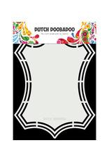 Dutch Doobadoo Dutch Doobadoo Dutch Shape Art Schild 470.713.208 14,5x19cm