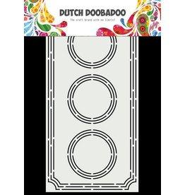 Dutch Doobadoo Dutch Doobadoo Dutch Card Art A5 Slimline Ticket 470.713.855 10,5x21cm