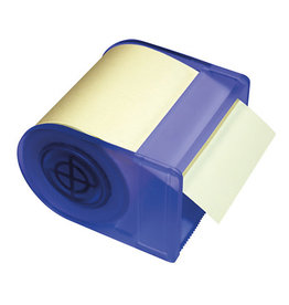 Roll notes Roll Notes Info Notes dispenser + rol (masking tape)