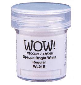 Wow Wow! Opaque Whites Bright White 15ml regular