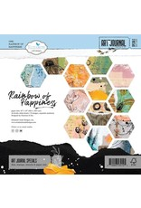 Elizabeth Craft Designs Elizabeth Craft Design Rainbow of Happiness C006