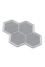 Elizabeth Craft Designs Elizabeth Craft Design Art Honeycomb Dots  1849