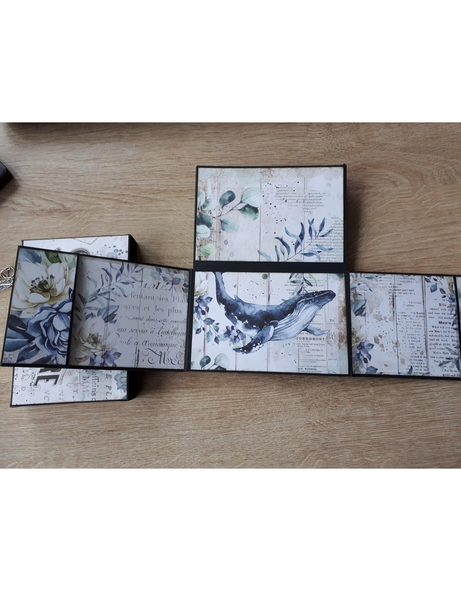Stampsandcards Workshops Online workshop zaterdag 24 april met Marianne Swijnenburg